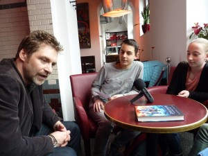 Oliver Pötzsch, Nail und Hanna